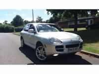2005 PORSCHE CAYENNE 3.2 V6 AUTO/TIP TRONIC ++ LOW MILEAGE ++ QUAD TURBO EXHAUST ++ HPI CLEAR ++ P/X