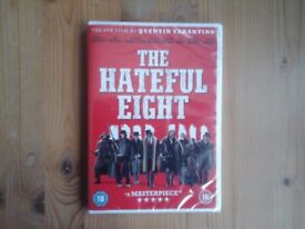 Hateful Eight DVD
