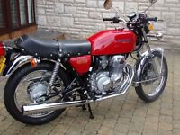 1976 Honda 400Four SuperSport Immaculate