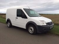 2010 FORD TRANSIT CONNECT 1.8 TDCI ONE OWNER FROM NEW HPI CLEAR JAN 2018 MOT READY FOR WORK NO VAT