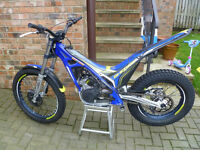 Sherco ST250 2016 Trials Bike