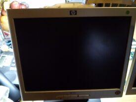 HP 1502 LCD monitor VGA