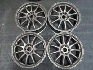 Work Emotion 11R 18x7.5JJ +47 5x114 Wheels Rims Mags