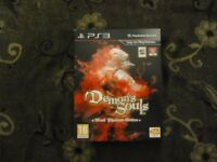 DEMONS SOULS (Black Phantom Edition) PS3