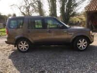 Landrover Discovery 2010 HDV6 XS