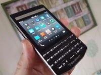 BLACKBERRY PORSCHE P'9983 64GB CARBON SWAP ANOTHER PHONE