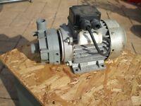 Water Pump, 240 v.