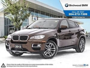 2013 BMW X6 35i Local Car! 1 Owner! No Accidents Clean Car Pro