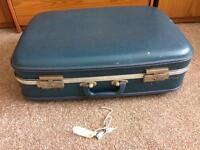 Vintage case with keys