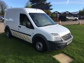 Ford transit connect t230 h/roof 1.8tdci 2010 no vat
