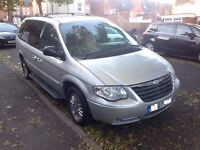 2007 07 CHRYSLER GRAND VOYAGER LIMITED XS CRD PSH HPI CLEAR