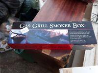 Gas Grill Smoker Box