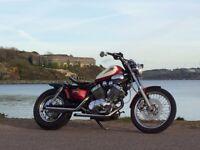 1997 Yamaha Virago XV535 Bobber (reduced)