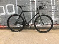 BRAND NEW FIXED GEAR BIKE SINGLE SPEED FREE WHEEL-FIXIE ROAD BIKE -10 KG Hybrid road racing bike