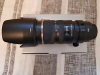 Tamron 70-200mm f2.8 SP Di VC USD Lens - Canon Fit