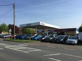 EXPERIENCED USED CAR VALETER