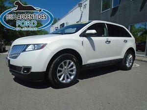 2013 Lincoln MKX AWD/CUIR/GARANTIE 10ANS*