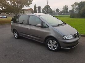 Seat Alhambra 2.0 TDI Reference 5dr - Good condition and well maintained