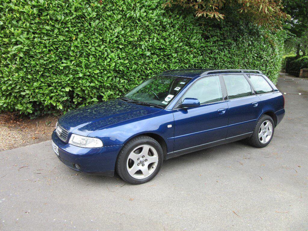 Audi A4 Estate Manual 1.8T Year 1999