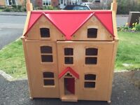 John Lewis Dolls House
