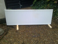 Central Heating Used Radiator 1800 x 600