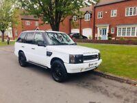 Range Rover p38 2.5 diesel auto in white fase lift (classic insurance)cheap