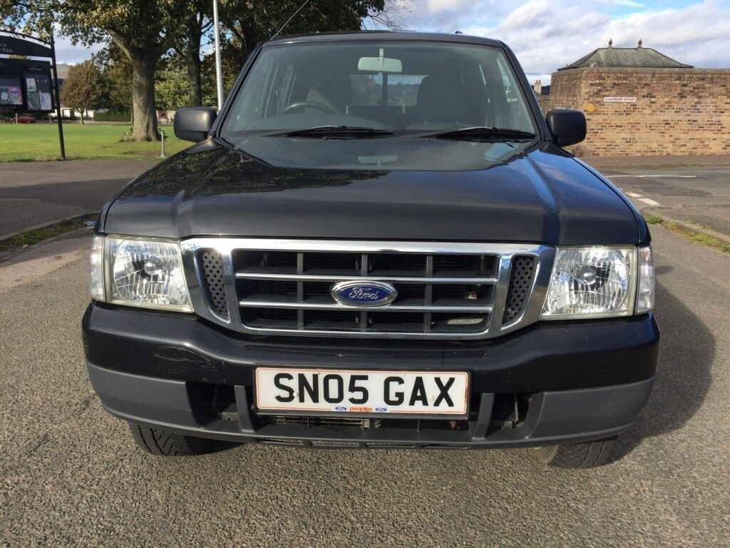 2005 ford ranger fx4 owners manual