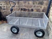 Garden Trolley - Heavy Duty