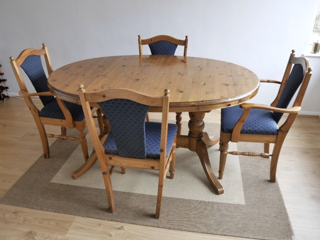 Ducal extending dining table 6 chairs in Dorking  : 86 from www.gumtree.com size 1024 x 768 jpeg 94kB