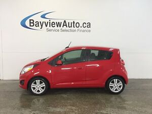 2015 Chevrolet SPARK - AUTO! ALLOYS! A/C! ON STAR! CRUISE!