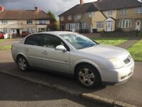 Vauxhall vectra design cdti 8V diesel hpi clear