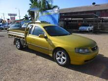 Ford BA XLS V8  Dropside Ute Mysterton Townsville City Preview
