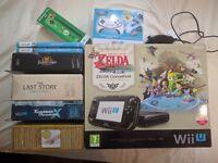 Wind Waker Wii U Console + Rare Games