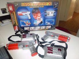 Laser Fighter X - Electronic Laser Game