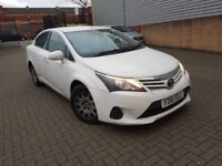 TOYOTA AVENSIS FOR SALE** UBER APPROVED** VALID PCO & MOT** EXCELLENT CONDITION** READY TO WORK