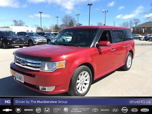 2011 Ford Flex SEL | HEATED, POWER SEATS |
