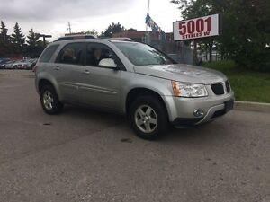 2007 Pontiac Torrent 165KM,5388,SAFETY+3YEARS WARRANTY INCLUDED