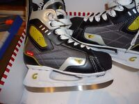 *** ICE SKATES SIZE 4 GRAF *** REDUCED *****