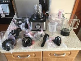 Food processor by Brabantia - unused