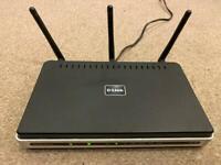 D-Link Rangebooster N 650 Router DIR-635