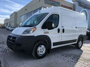 2016 Ram RAM Promaster Cargo Van 2500 High Roof (136 In WB)