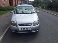 Chevrolet Kalos 1.2 se top of range 12 months mot with full service history