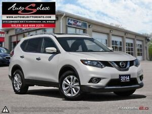 2014 Nissan Rogue AWD ONLY 70K! **SV MODEL**BACK-UP CAMERA**P...