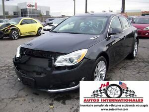 2015 Buick Regal PREMIUM 2.0T TURBO CLEAN PAS VGA MAG SROOF GR E