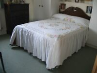 Double Candlewick Bedspread