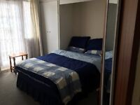 Double room to rent would suit single lady in full time employment
