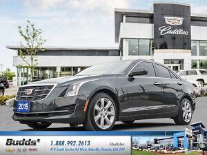 2015 Cadillac ATS 2.0L Turbo AT5081PL