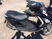 Puaggio 100cc fly