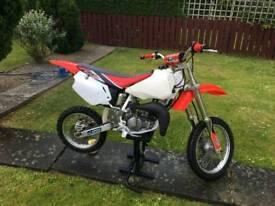 Honda cr 80