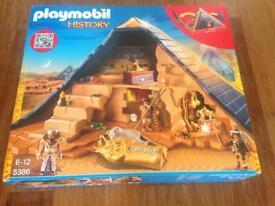 Playmobil History Pyramid 5386